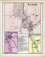 Bangor, Ackermanville P.O., Richmond, Northampton County 1874